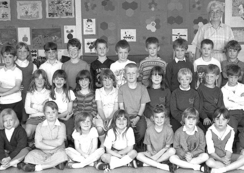 Laureate Primary pupils in the picture