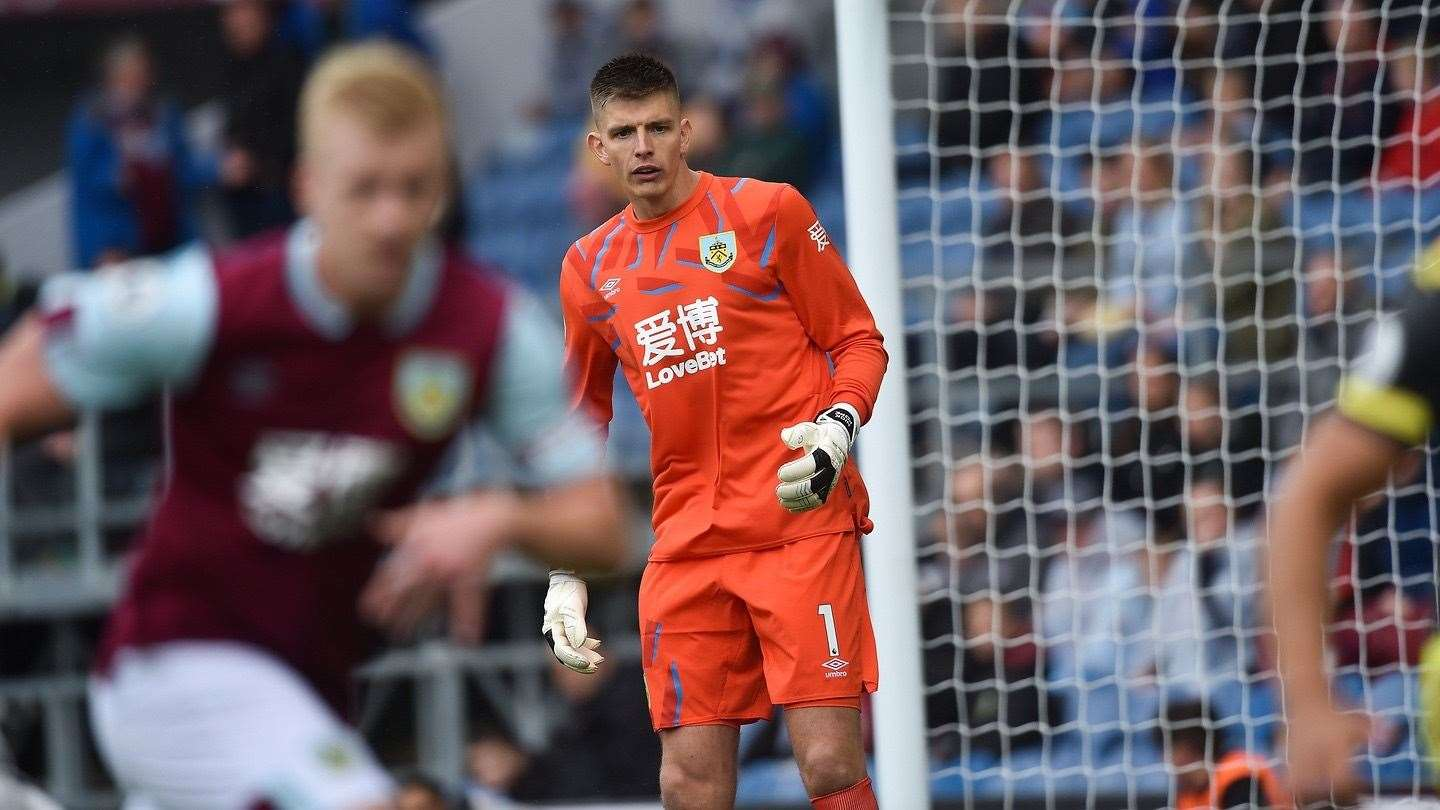 Nick Pope. Picture: Burnley FC (36809741)