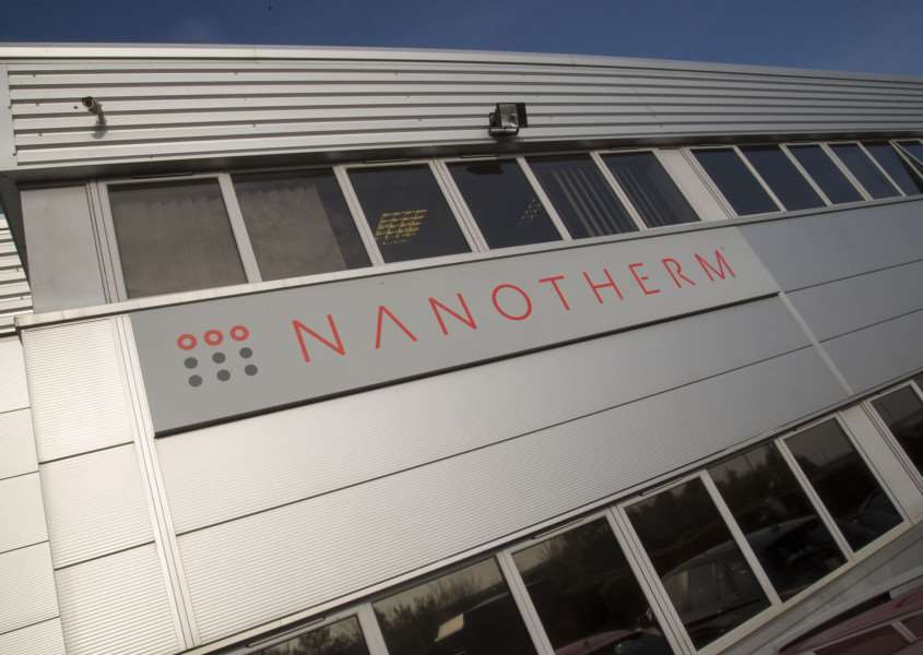 Cambridge Nanotherm's premises in Homefield Road Haverhill. 'Picture Mark Westley ANL-150311-233514009