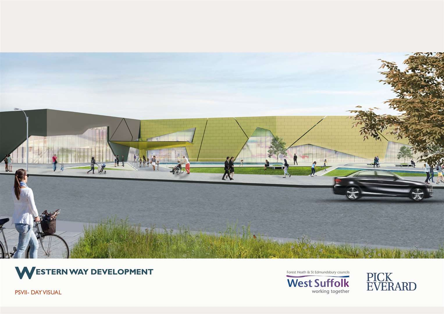 Western Way Development. Picture: Pick Everard. (13216255)