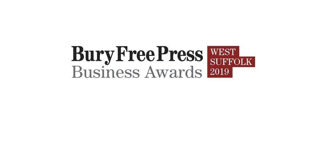 Bury Free Press Business Awards 2019 logo (16784178)