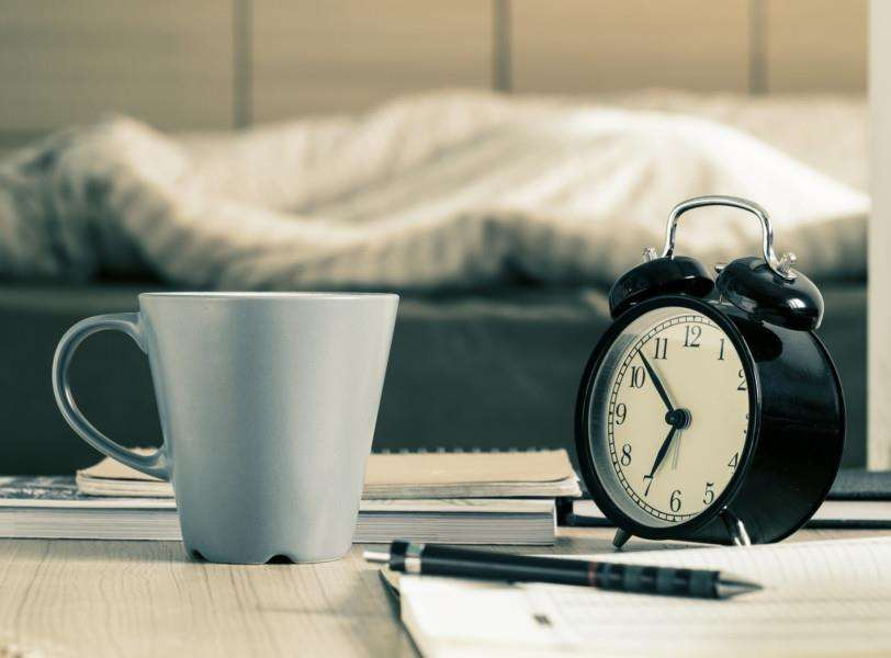 Suffolk Chamber of Commerce is urging workers to make sure they get enough sleep