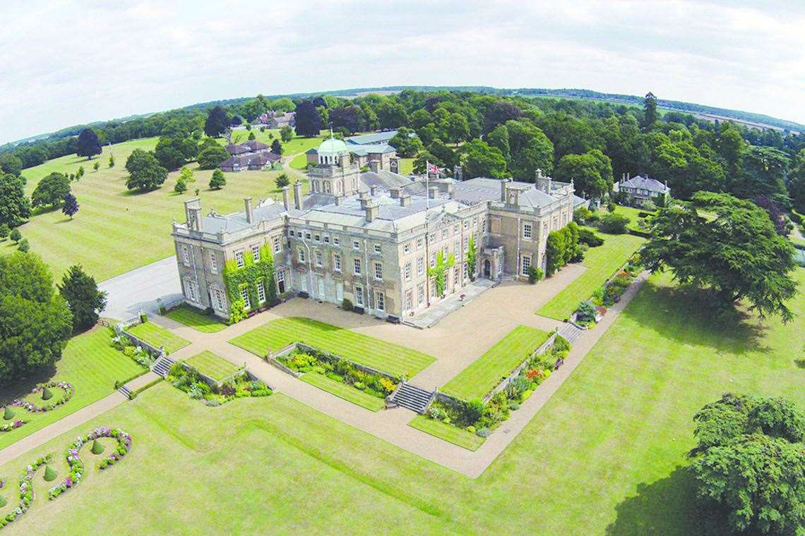 Culford School is the new location for the show.
