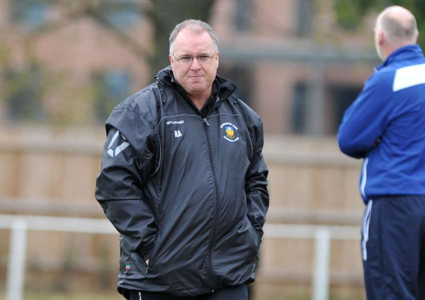 IN CHARGE: Stow boss Rick Andrews