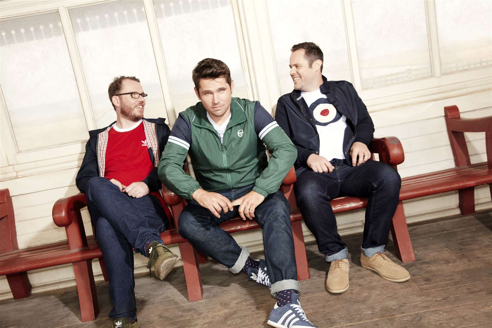 Scouting for Girls. Contributed picture