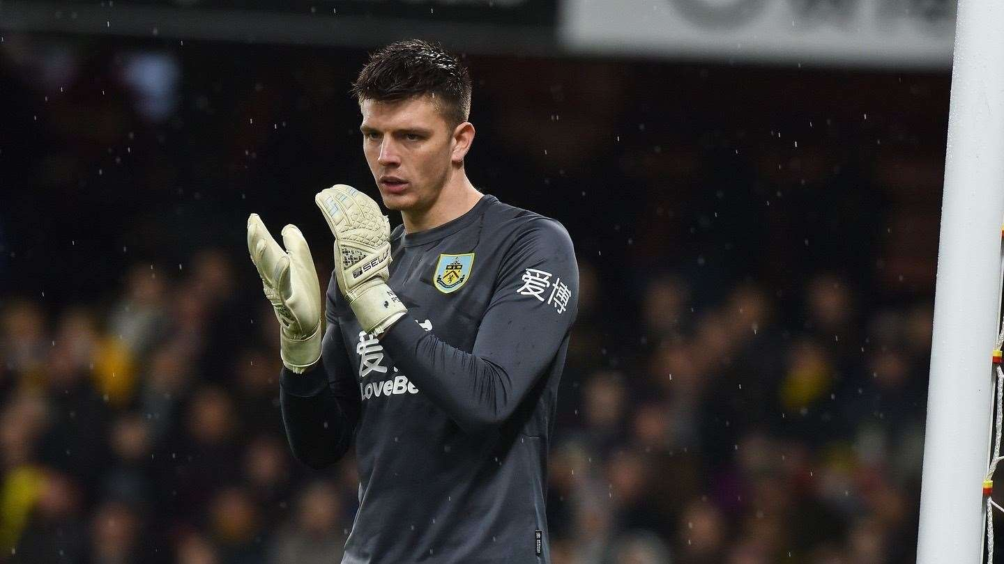 Nick Pope. Picture: Burnley FC (32368976)