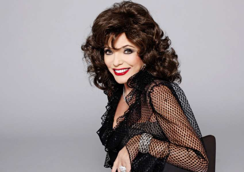 Dame Joan Collins ENGPNL00320131204051600