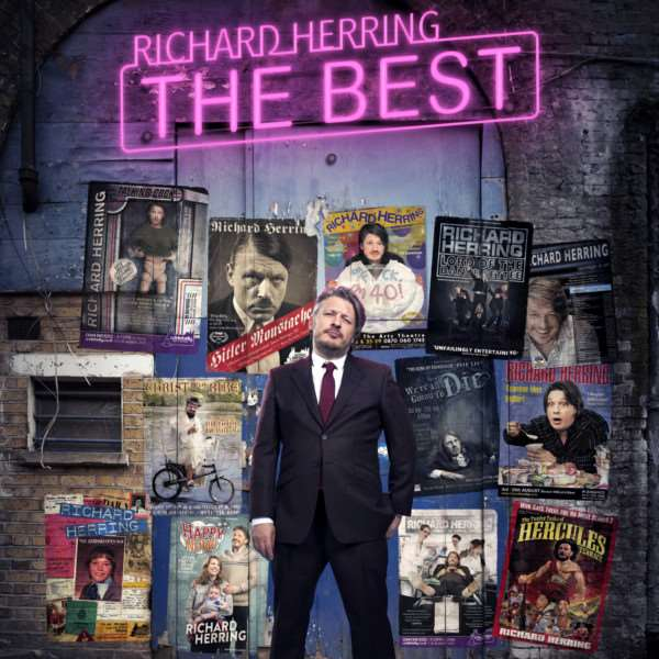 Richard Herring: The Best is on at The Theatre Royal, Bury St Edmunds on February 19