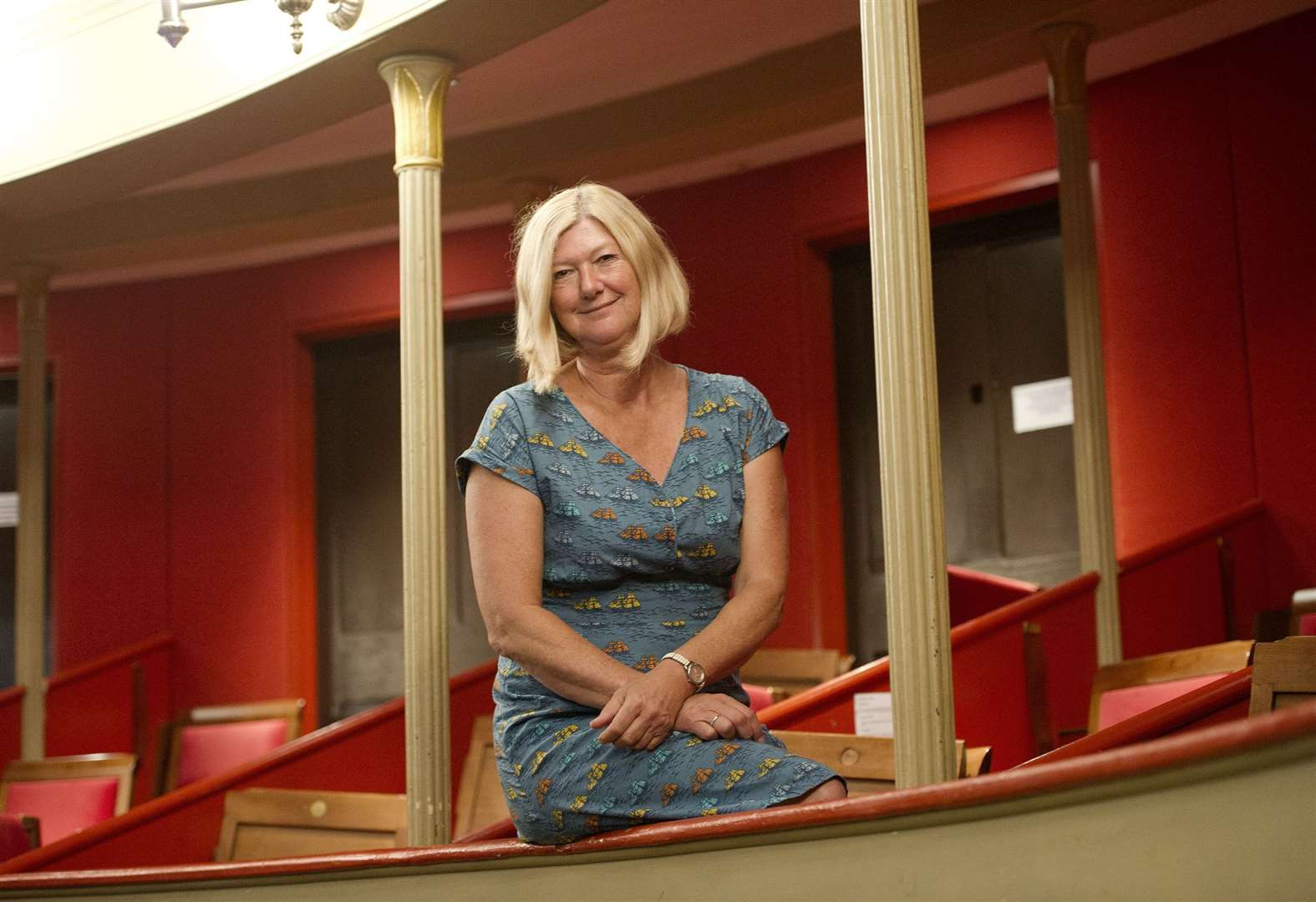 Theatre Royal Bury St Edmunds boss to step down after living with incurable cancer diagnosis