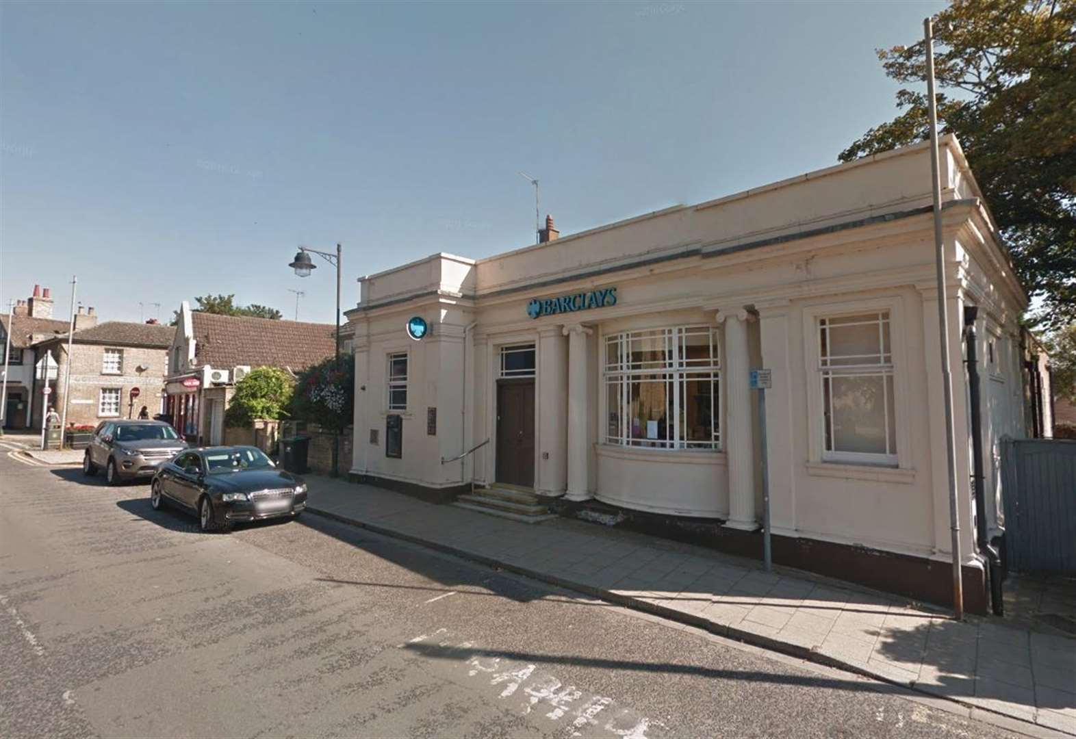 Soham's Barclays bank to close