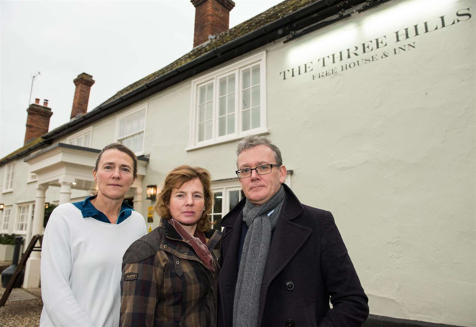 Anger at huge hike in rates for Bartlow pub