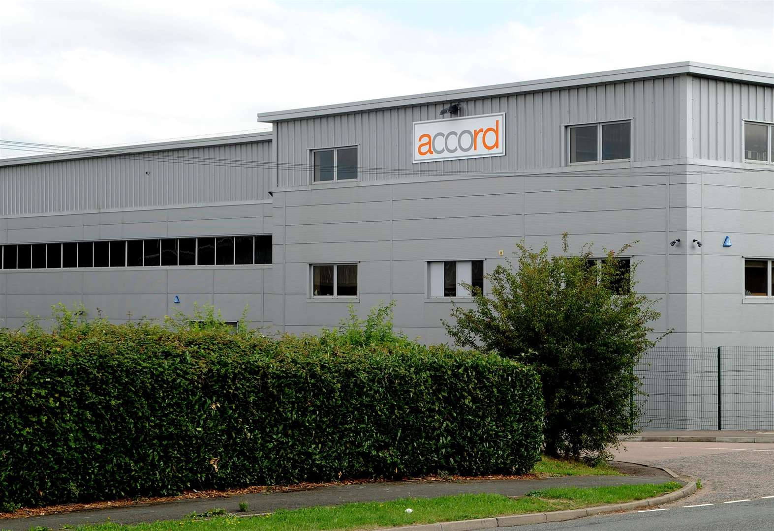 Jobs at risk as Accord Healthcare factory to close