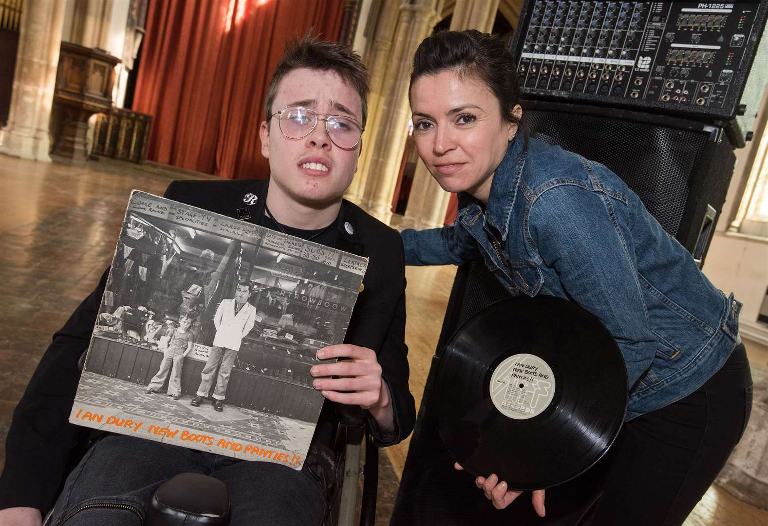 School student selects album for celebration of Record Store Day in Sudbury