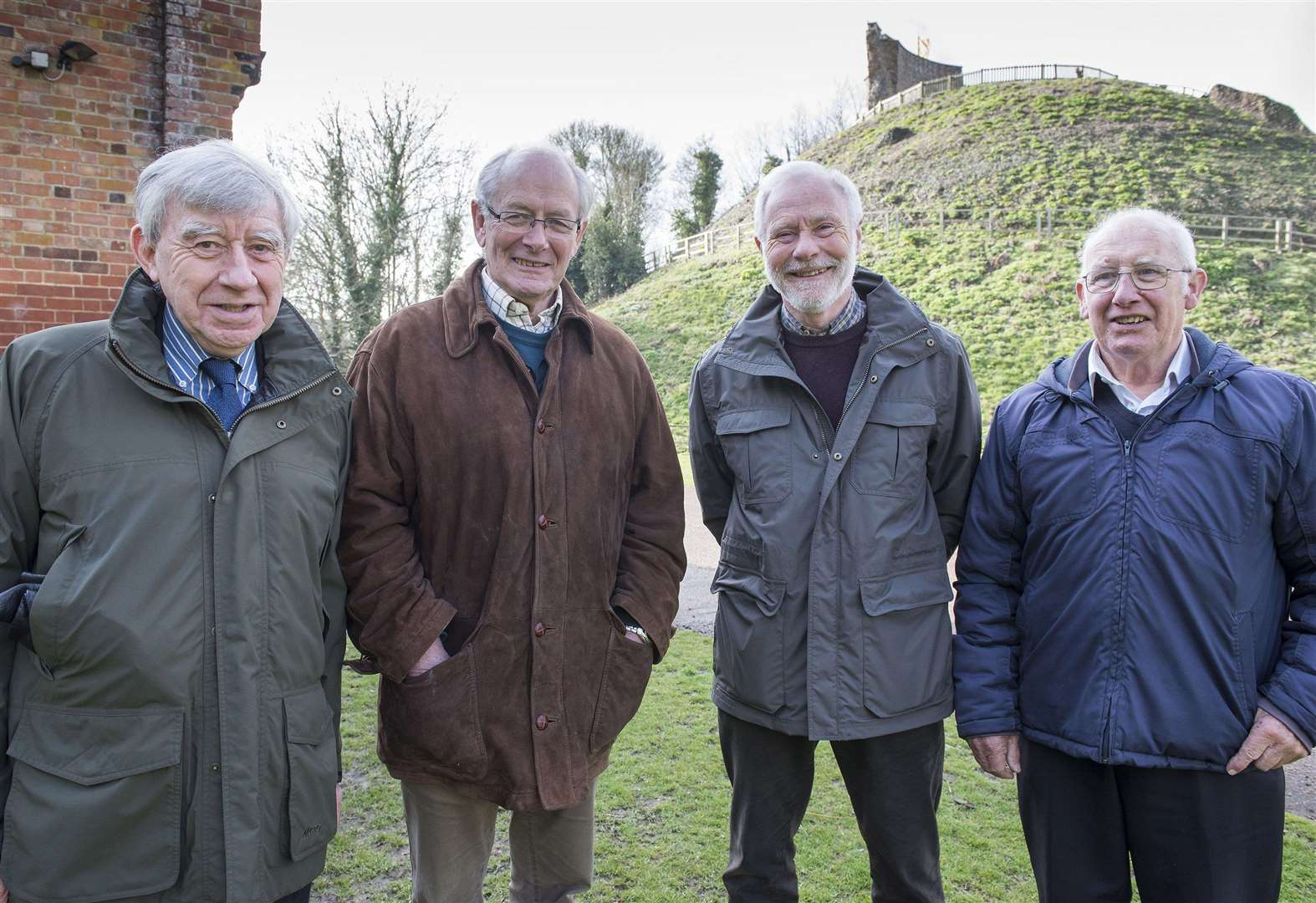 Major archaeology project to begin at Clare Castle Country Park