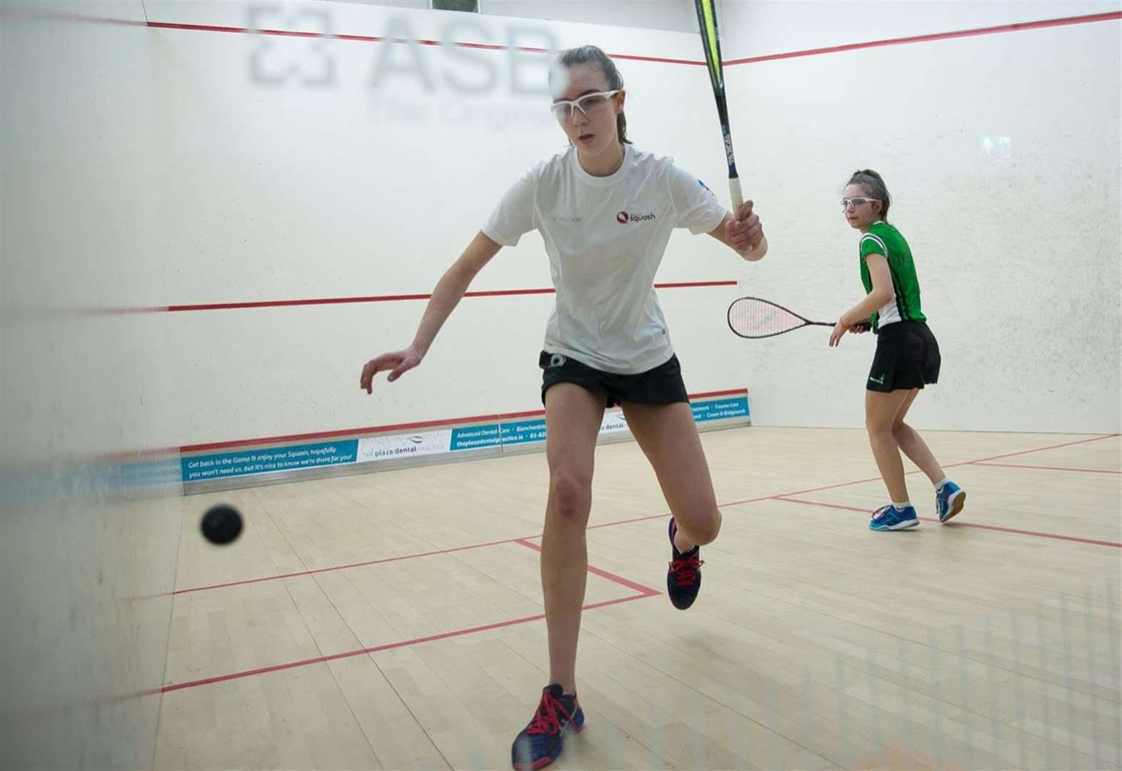 Risbygate to host top county players for squash contest
