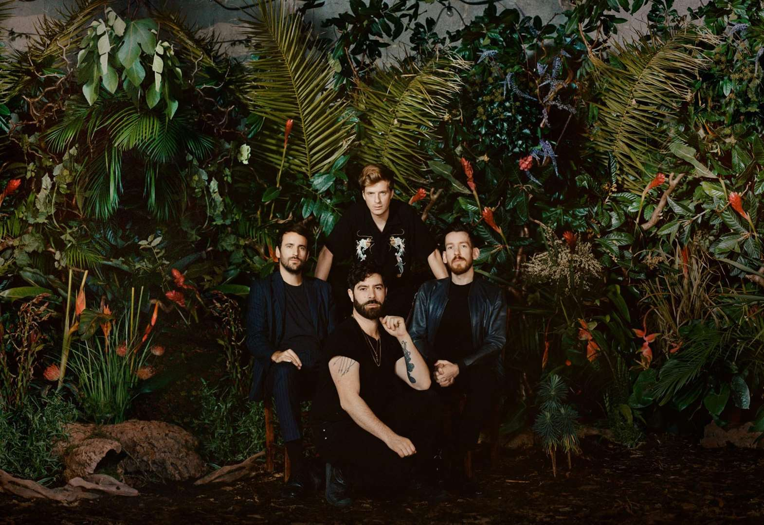 Foals to perform at Thetford Forest