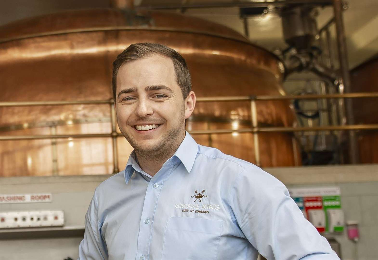 Greene King's Ross is youngest Master Brewer in the world