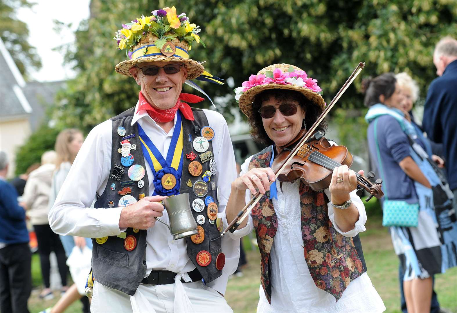 Hartest hopes for large crowds at annual fete this Bank Holiday weekend