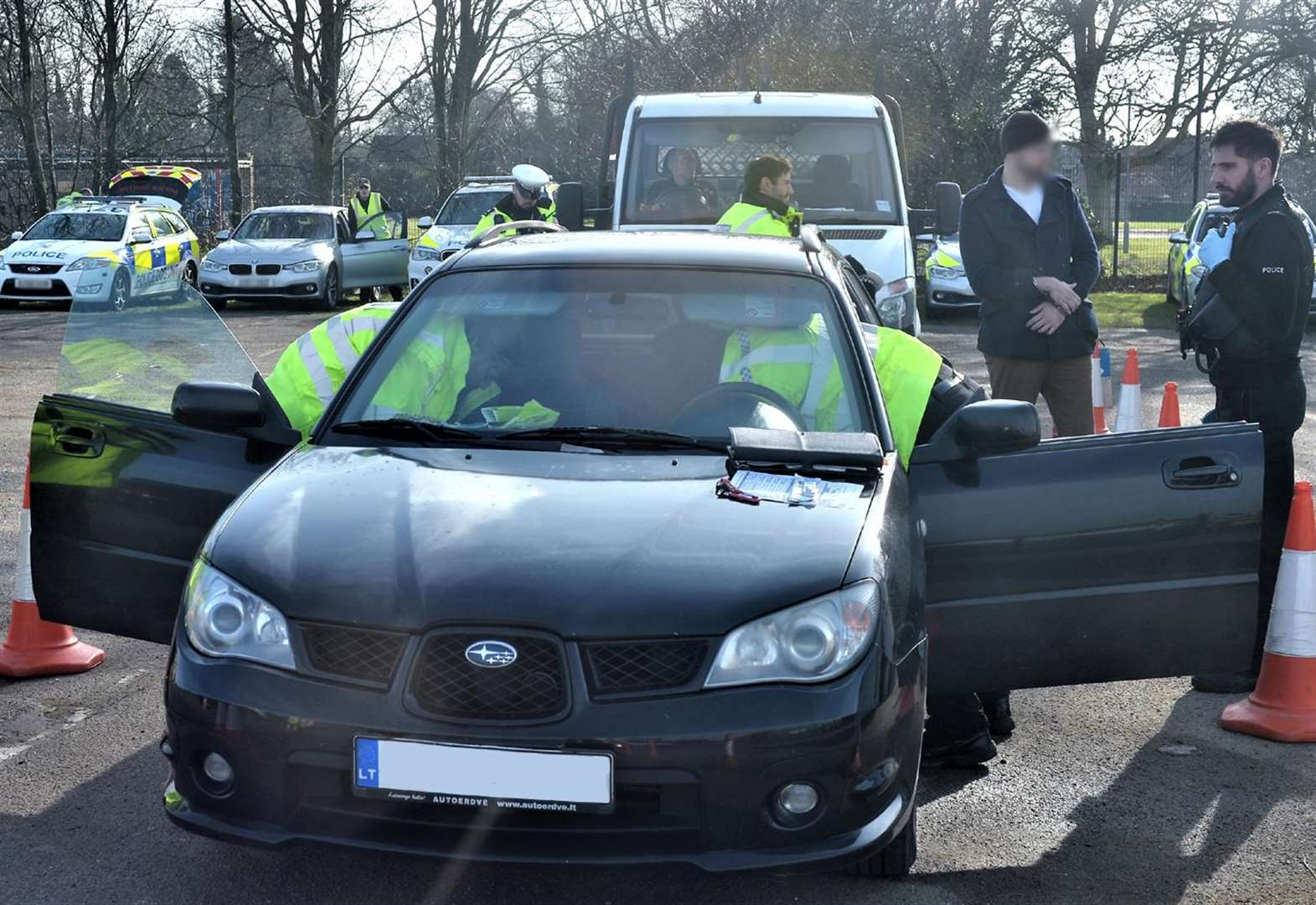 Police day of action nets drink and drug drivers