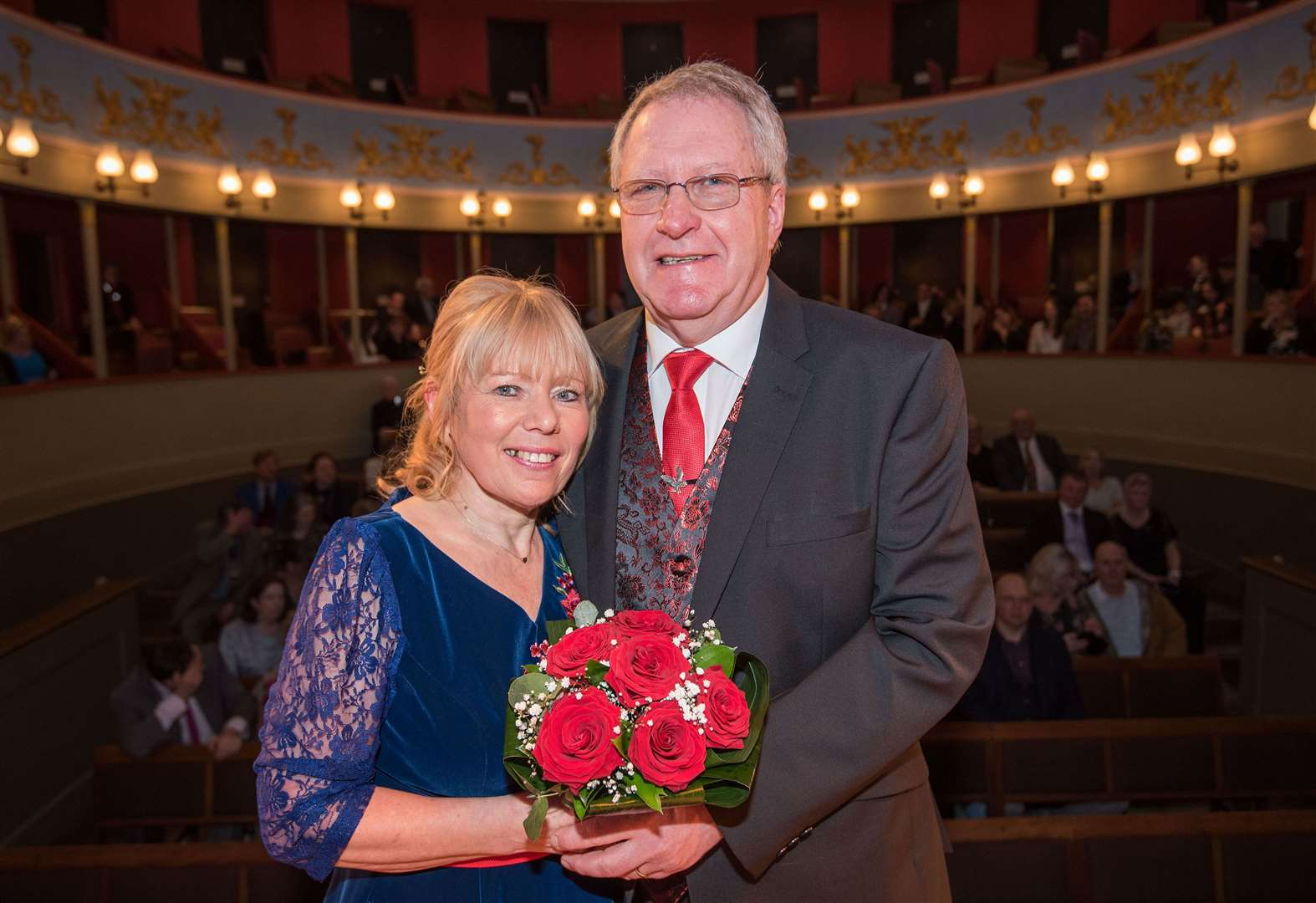 How this Bury St Edmunds couple found love again through volunteering