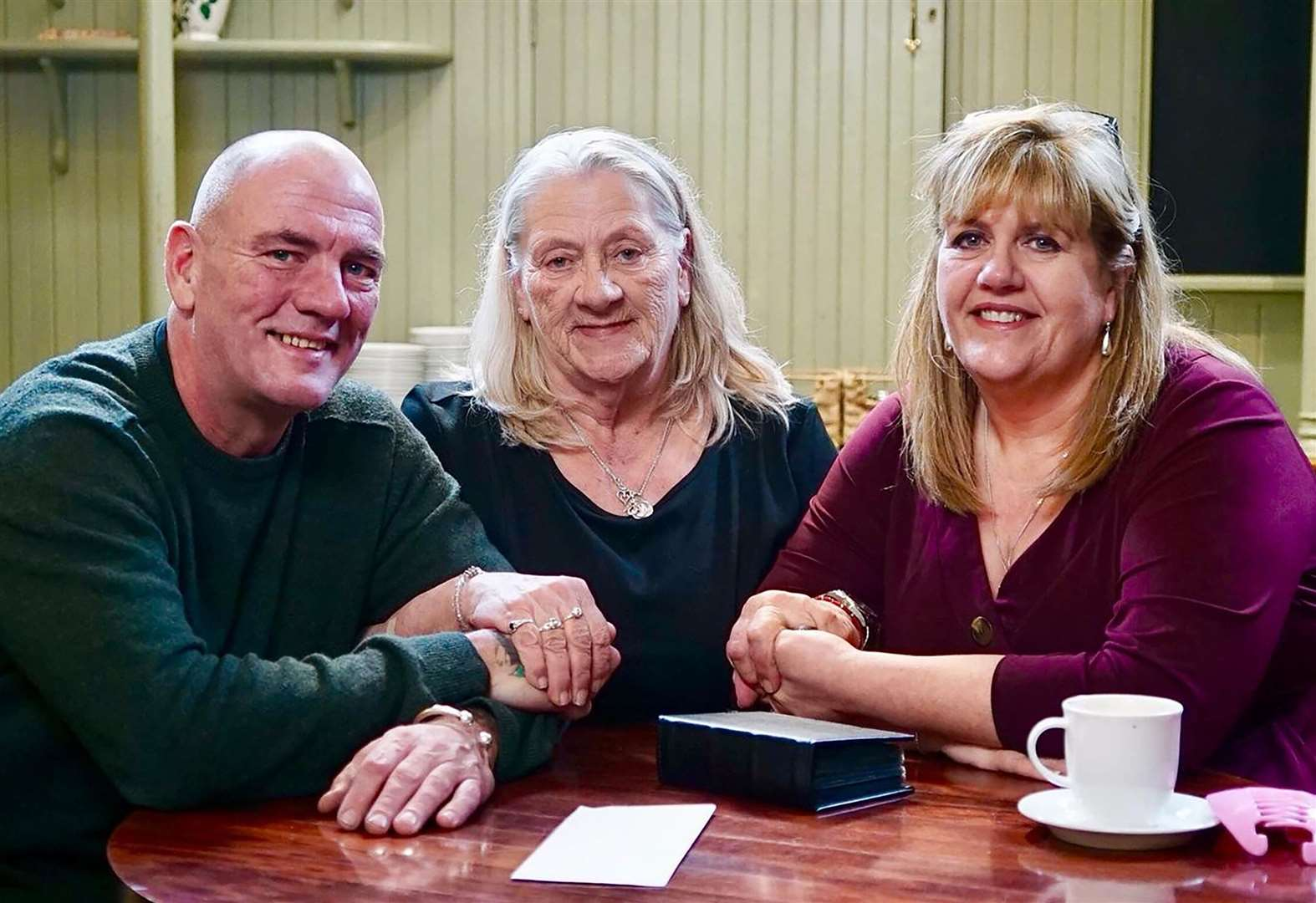 Long Lost Family reunion had a unique twist never before seen on the ITV programme