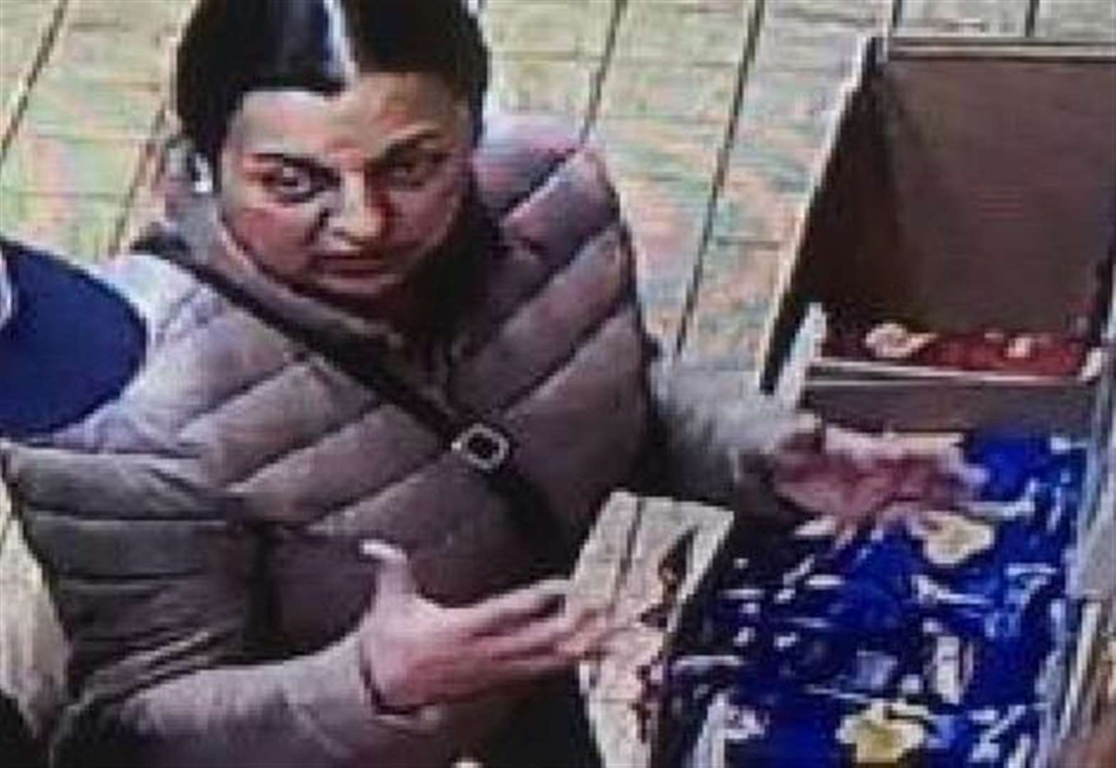 CCTV appeal launched after purse theft at Sudbury shop