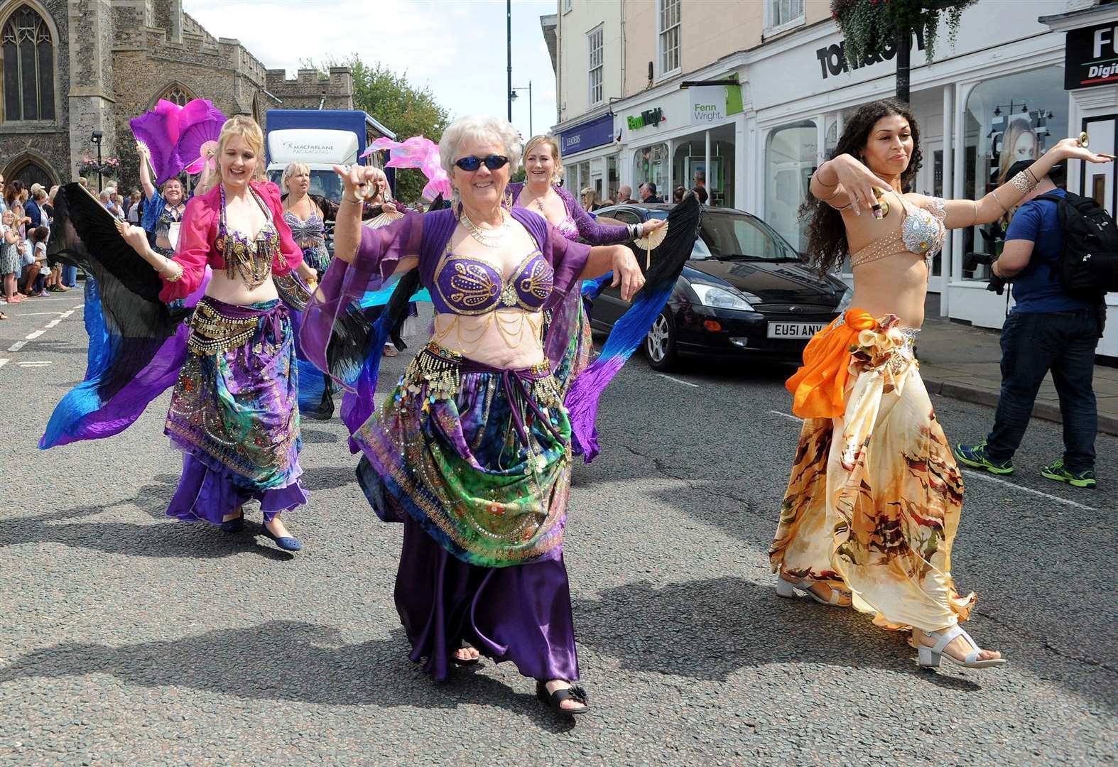 Huge crowds expected for Sudbury Carnival this weekend