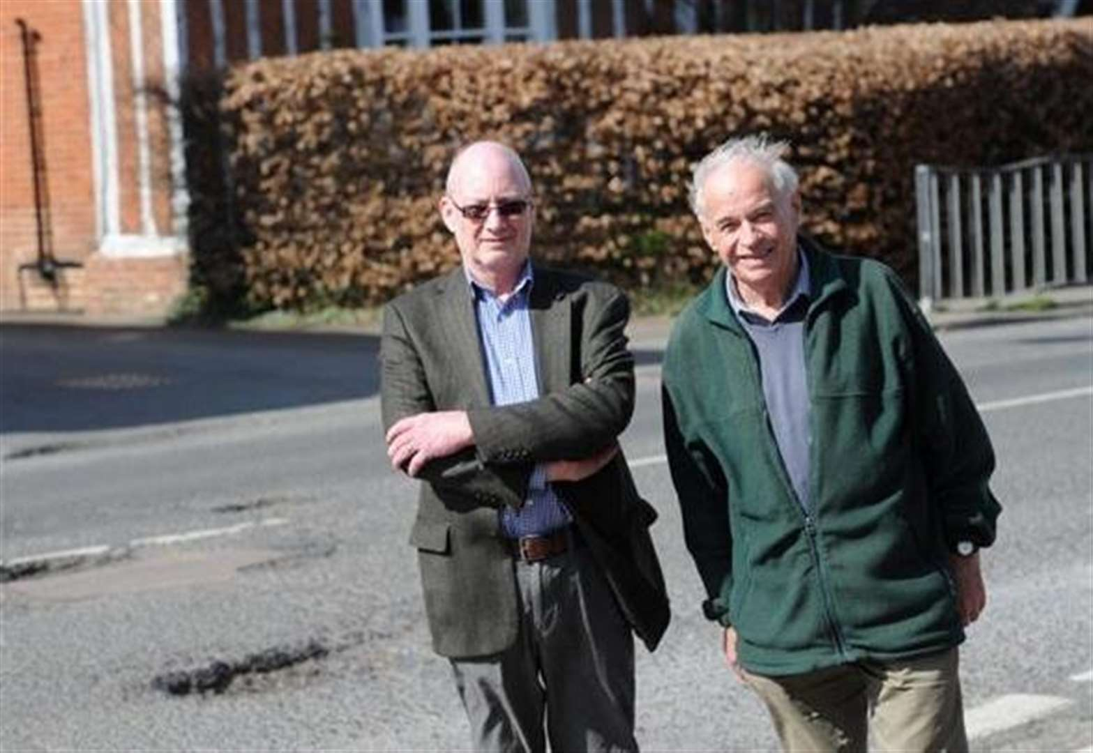 Melford councillors criticise plans to give minor roadworks to volunteers