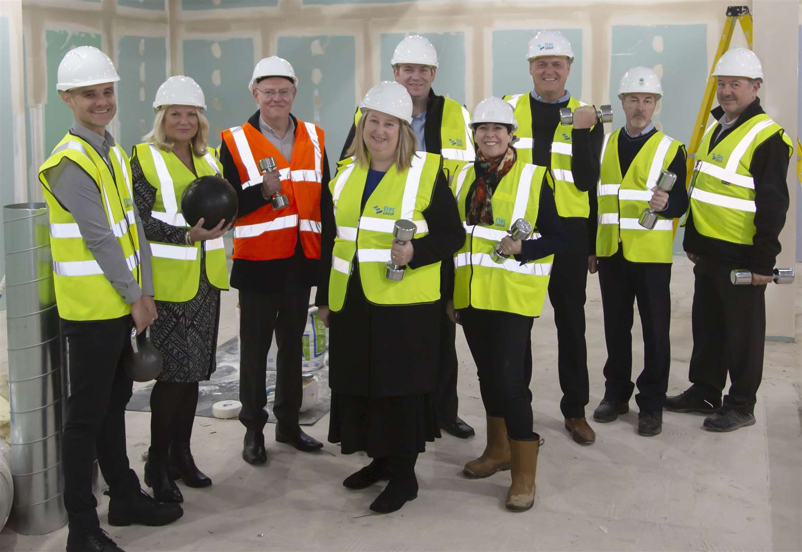 First phase of Newmarket Leisure Centre's £1.8 million upgrade to be complete by Christmas