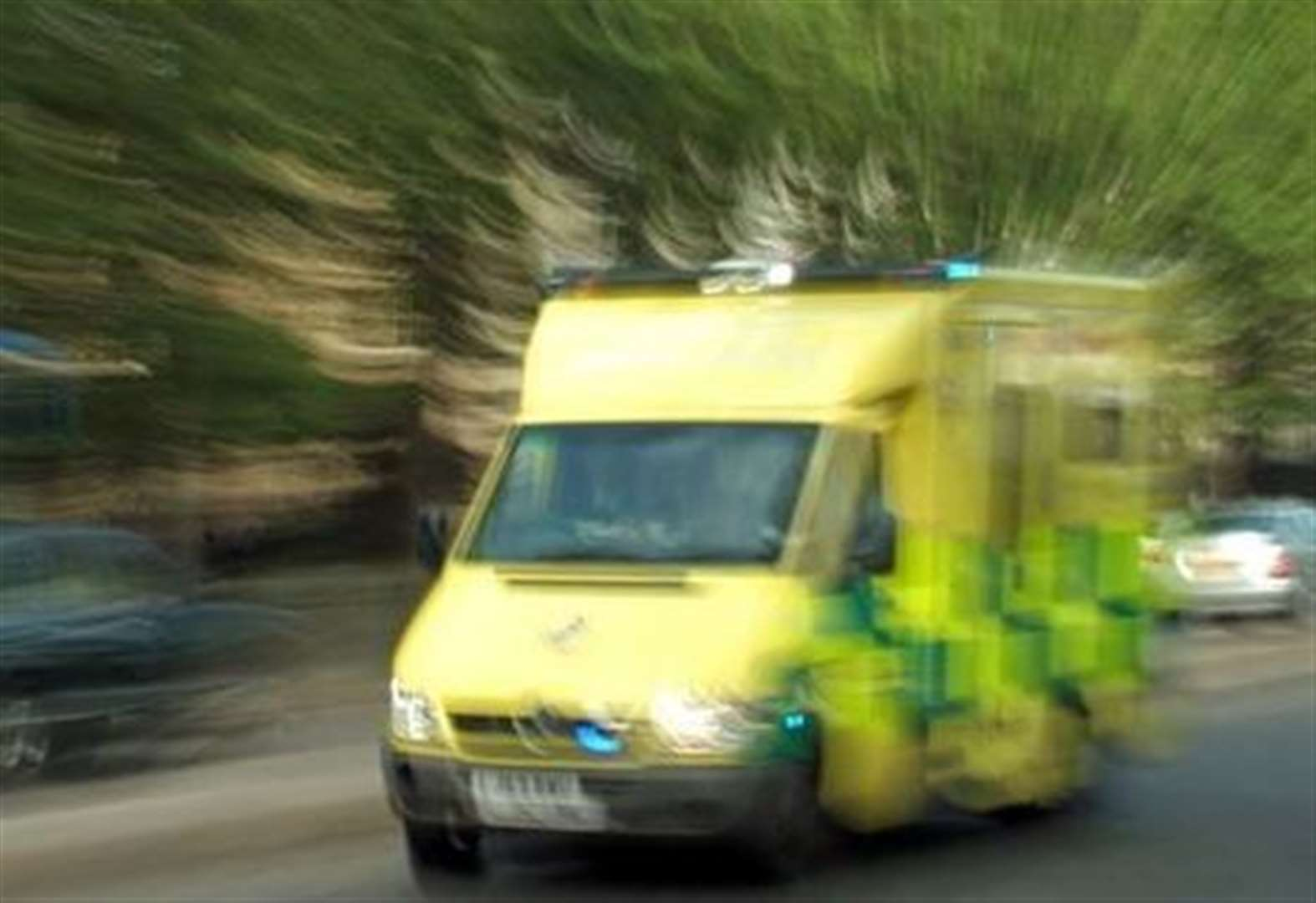 Ambulance called to town centre