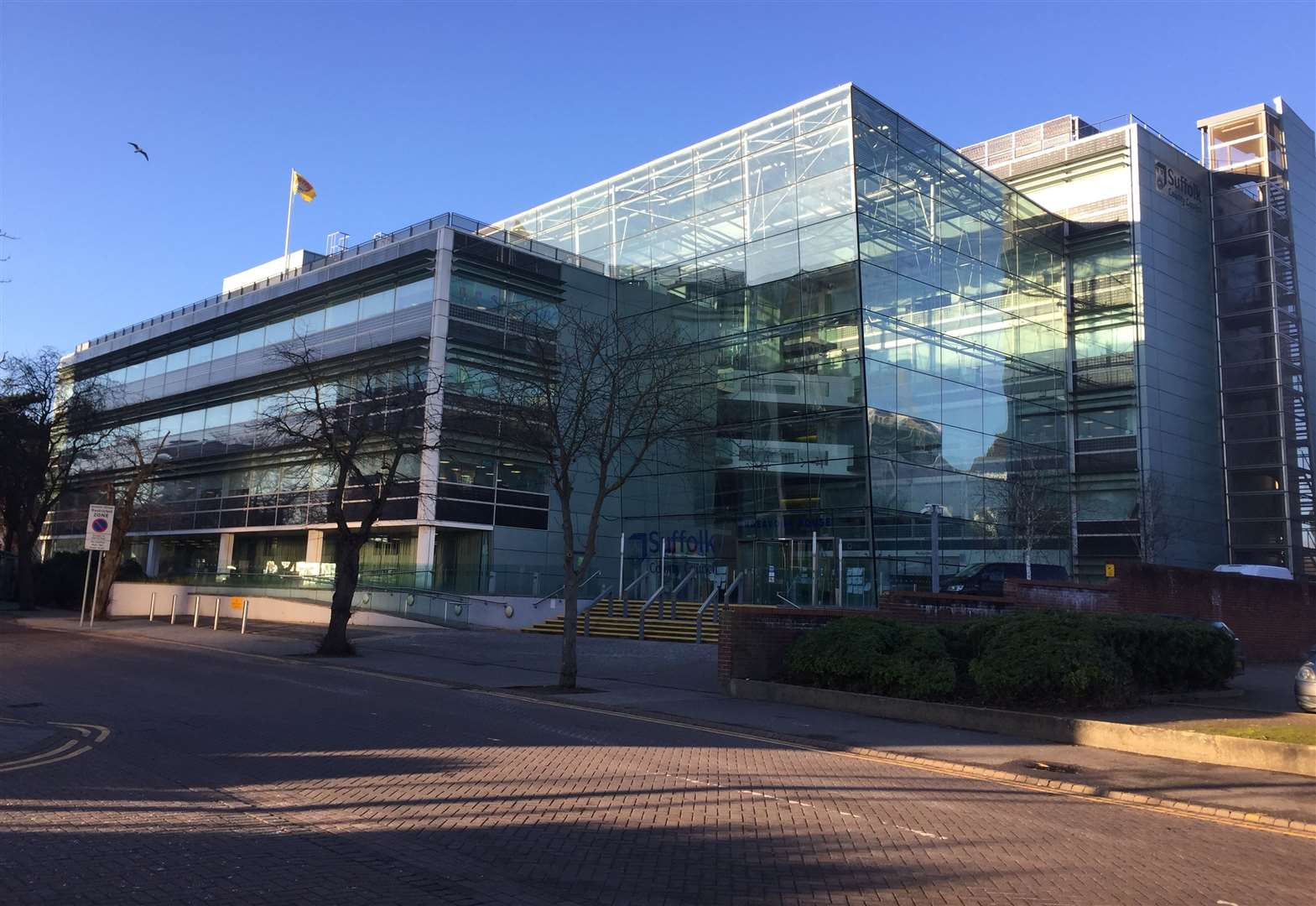 Report reveals overspend of £4.4m on Suffolk County Council budget despite cutbacks