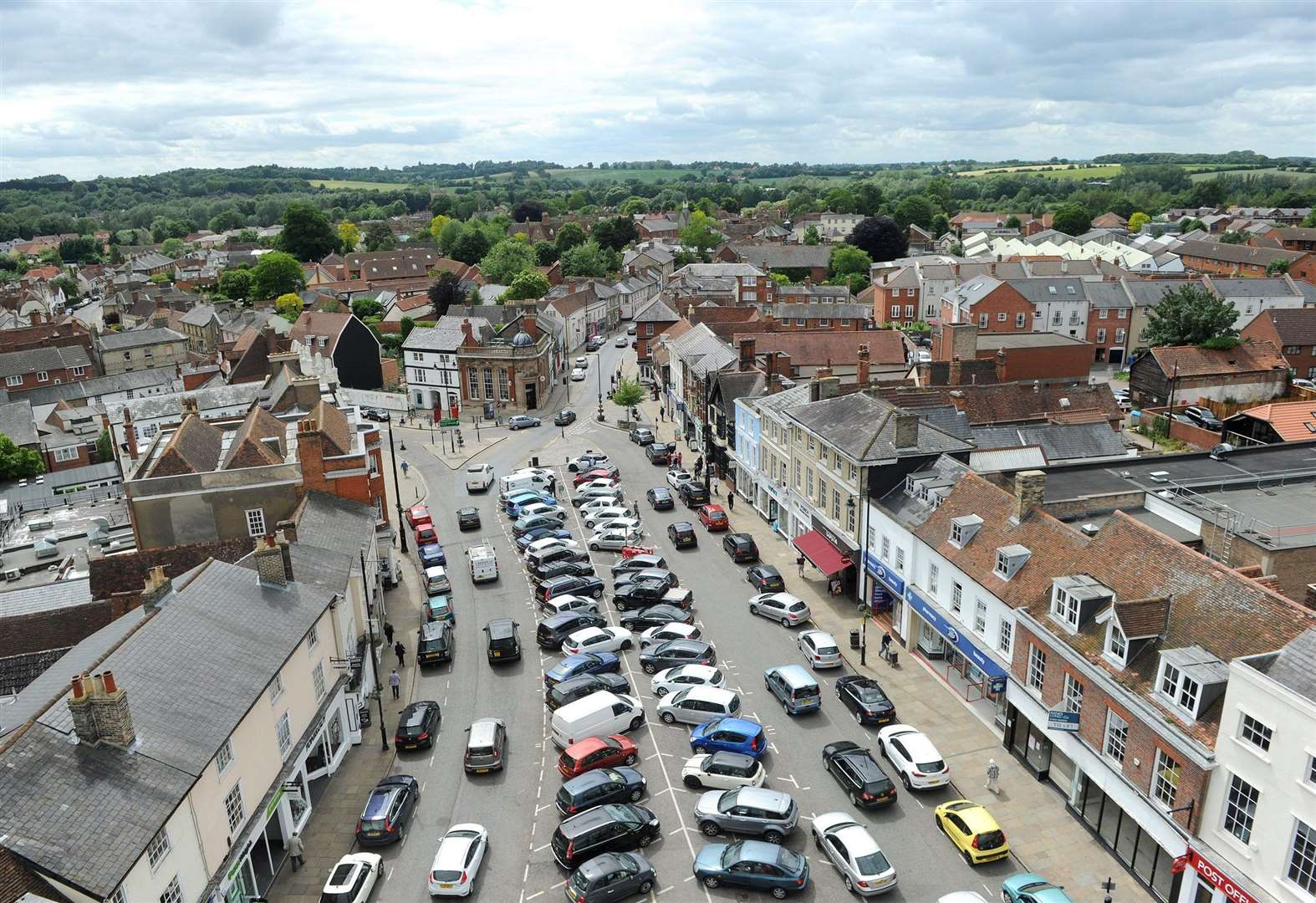 Babergh council commits to supporting Sudbury after failed bid for Government funding