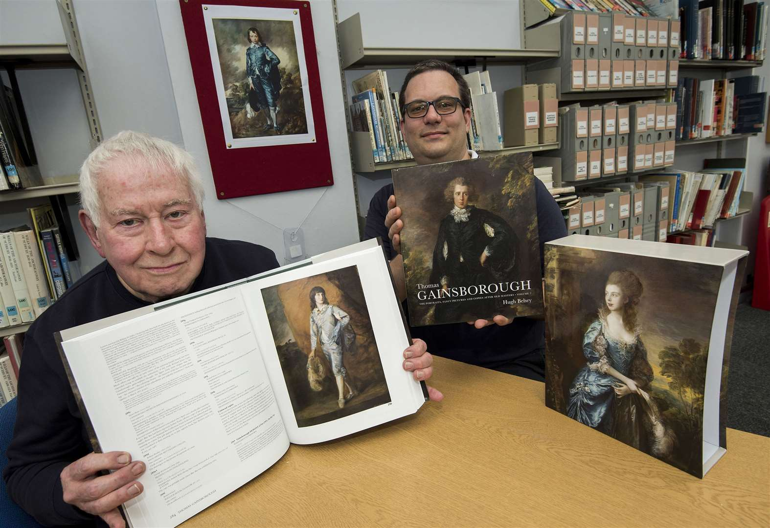 FEATURE: Sudbury historian delves into lost teenage years of Thomas Gainsborough