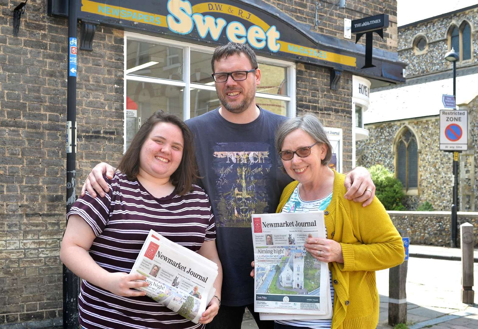 End of an era for town newsagents as shop is sold