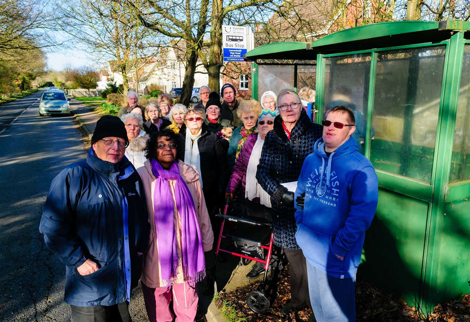 Villagers voice frustration at planned reduction to Chambers 84 bus to and from Sudbury