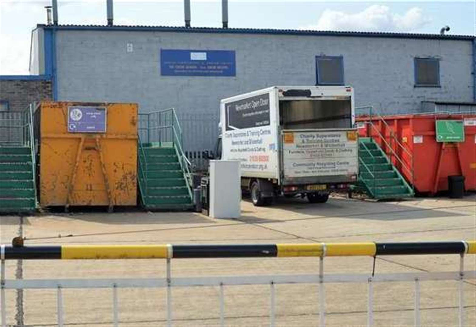 Not district's job to 'bail out' Suffolk's waste recycling centre in Newmarket