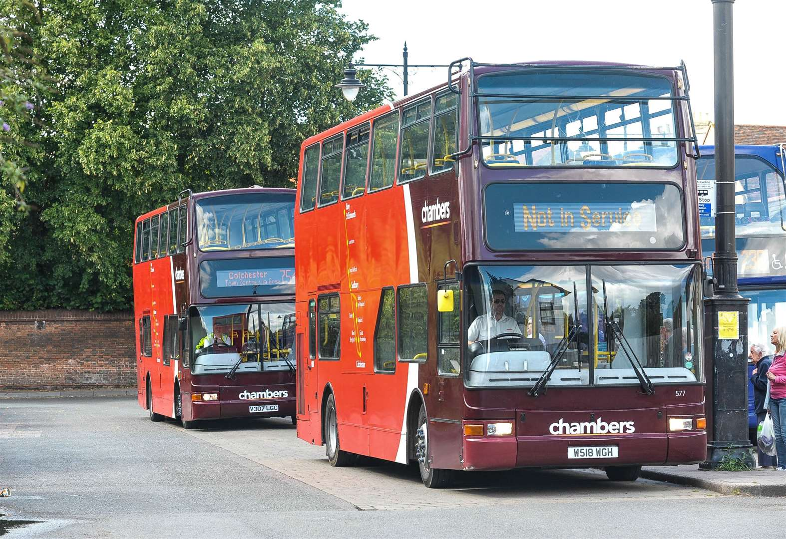 Bus users voice concerns as Chambers plans changes to key routes to and from Sudbury
