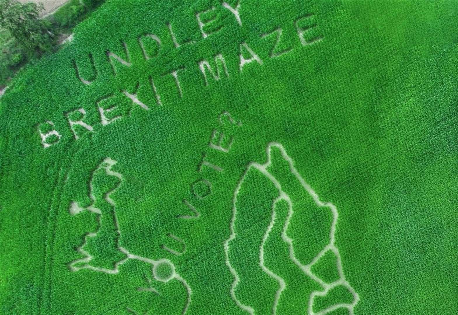 Try finding a way out of the Brexit maze