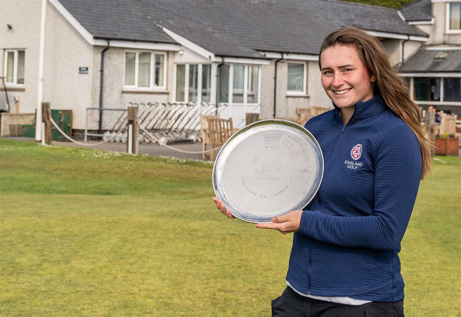 Lily May adds top Welsh title to her increasing collection