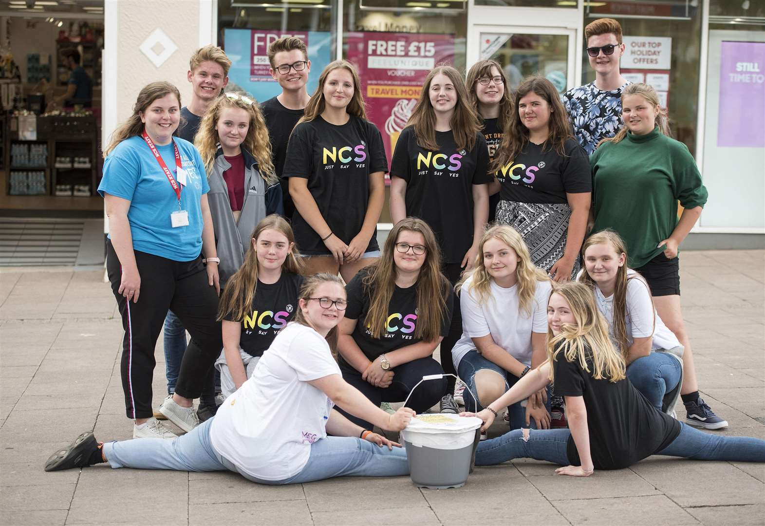 Fund-raising with a difference for NCS