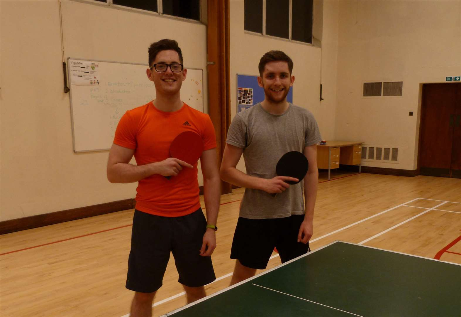 Table tennis club adapts well to challenge of top division