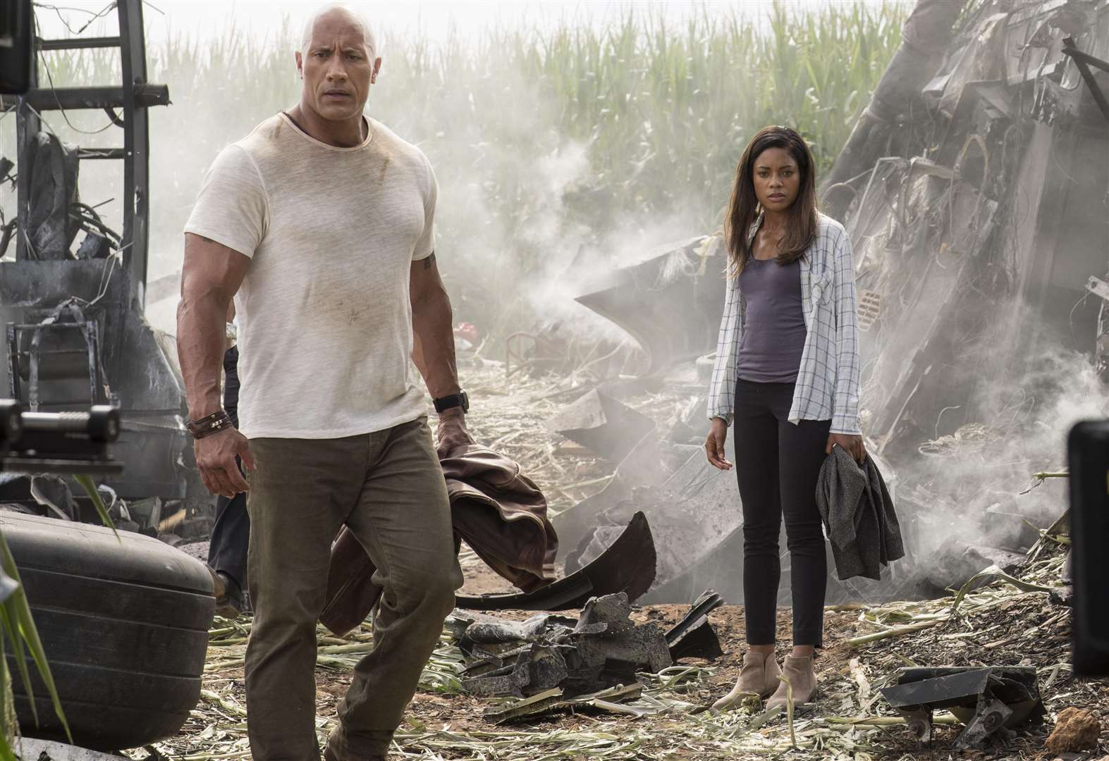 Dwayne Johnson action movie tops new rental chart