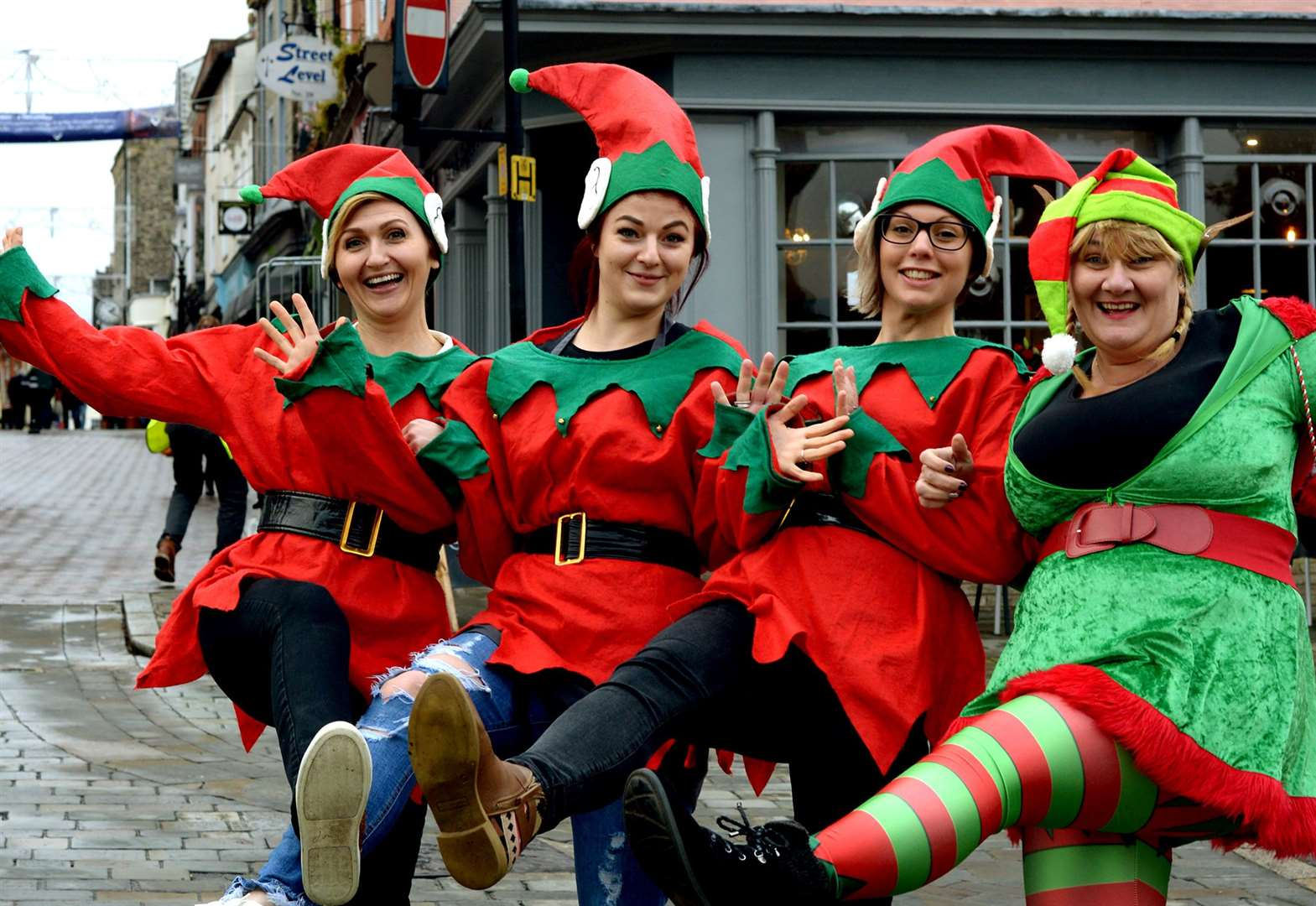 Bury St Edmunds businesses urged to find their inner elf and raise mental health awareness