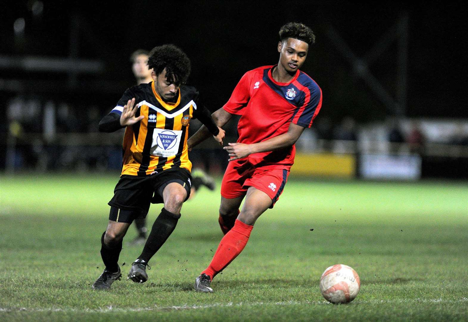 Wardley will not to rush back Hadleigh's 2017/18 top scorer Andrews from injury