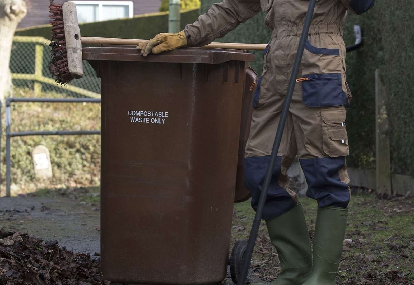 Babergh charging above national average fee for brown bin collections, data reveals