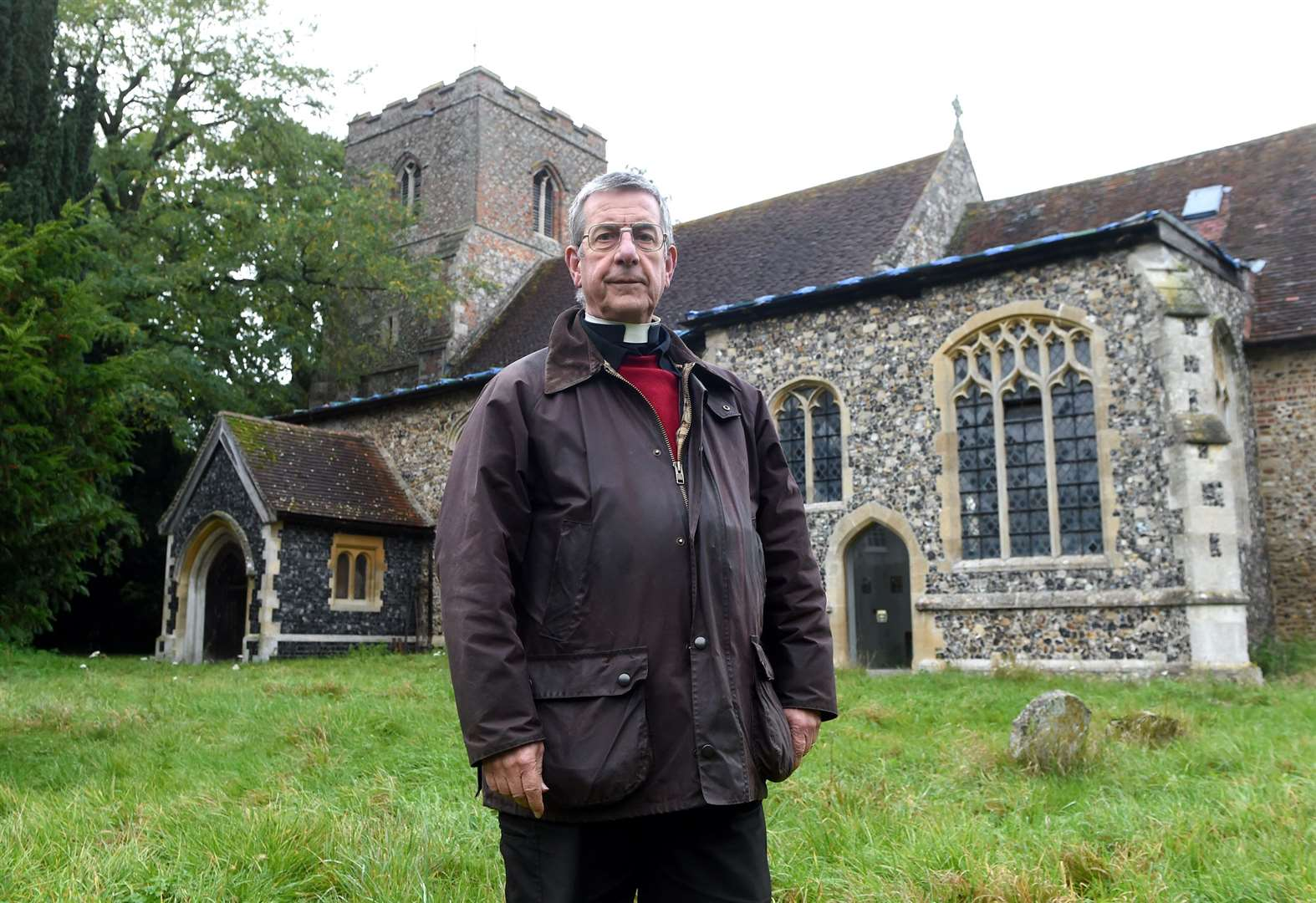 Hartest church faces repair bill up to £30,000 following lead theft