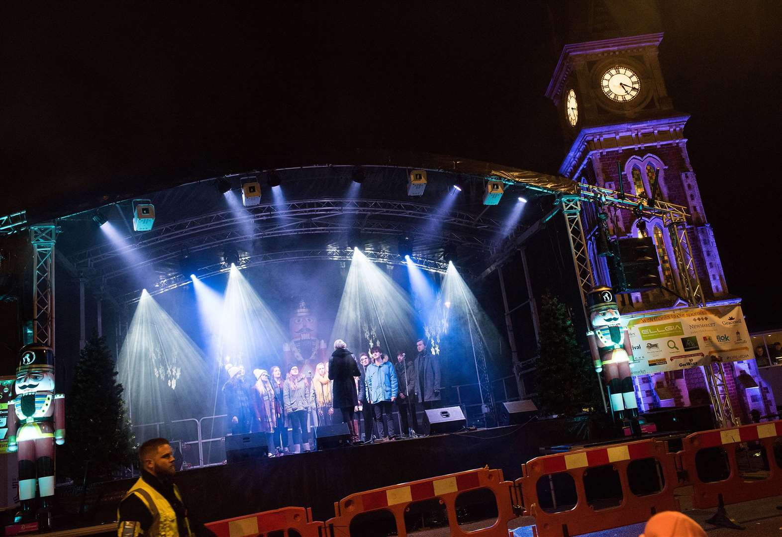 Newmarket's High Street set to close as town prepares to switch on its Christmas lights tonight