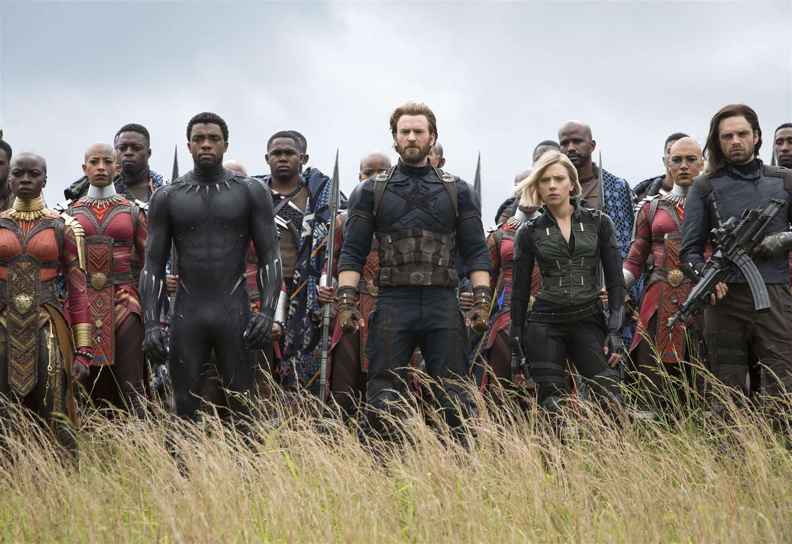 Avengers film hits the top of the charts