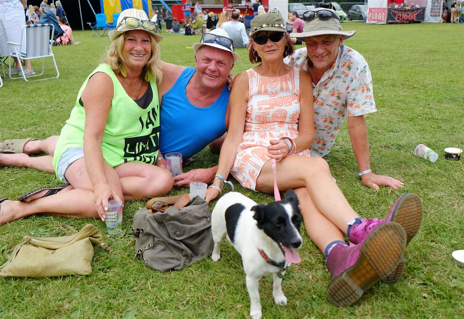 PICTURES: Bures Music Festival draws thousands to enjoy tunes in the sun