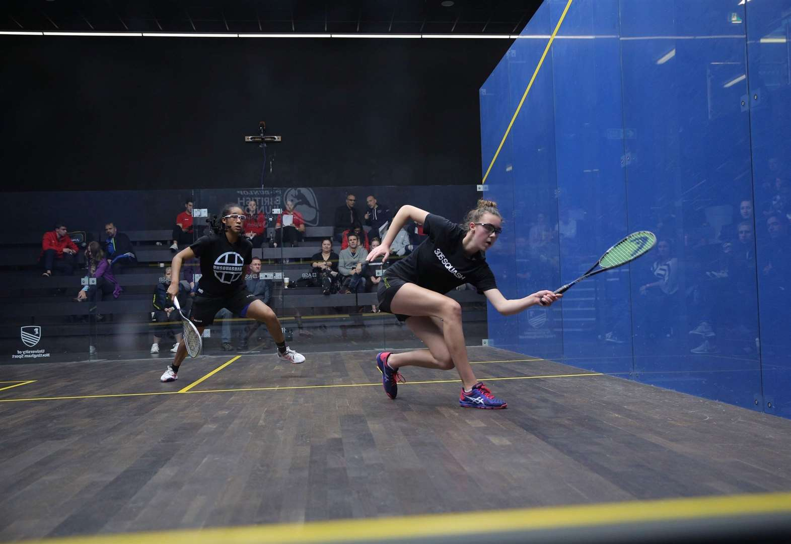 Third place at nationals for Moreton Hall squash talent